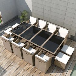 13x Outdoor Dining Set