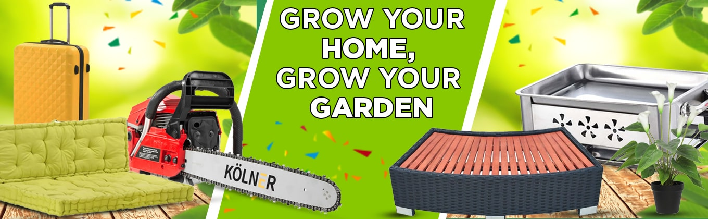 Gardening tools online