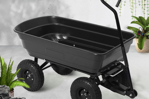 Choosing the Right Garden Cart for Your Lawn & Garden